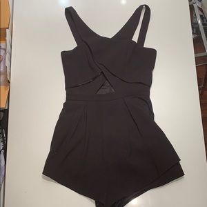 Finders Keepers xs romper